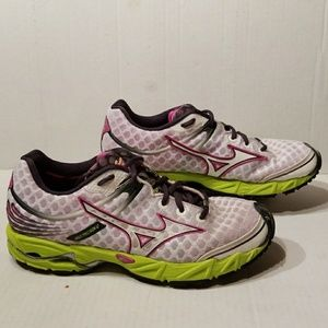 mizuno wave precision 12 womens shoes